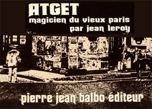 Atget-premiere edition